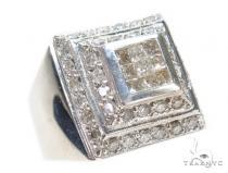 Invisible Diamond Ring 42722 Mens Diamond Rings