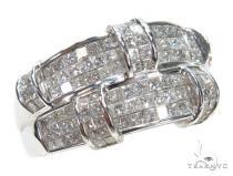 Invisible Diamond Ring 42727 Mens Diamond Rings