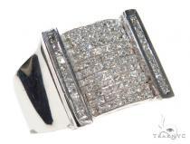 Invisible Diamond Ring 42729 Mens Diamond Rings