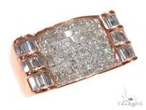 Invisible Diamond Ring 42732 Mens Diamond Rings