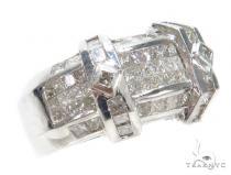 Invisible Diamond Ring 42739 Mens Diamond Rings
