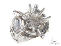 Prong Diamond Ring 42751 Mens Diamond Rings