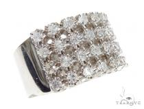 Prong Diamond Ring 42762 Mens Diamond Rings