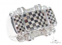 Invisible Colored Diamond Ring 42948 マルチカラー ダイヤモンド リング