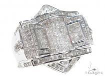 Prong Diamond Ring 42949 Mens Diamond Rings