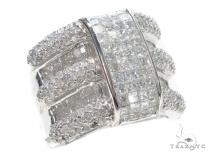 Prong Diamond Ring 42955 Mens Diamond Rings