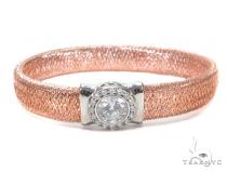 Silver Bracelet  42973 Silver & Stainless Steel