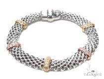 Silver Bracelet 42996 ステアリングシルバーブレスレット
