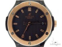 Hublot Fusion Ceramic Gold 38mm 43081 Hublot ウブロ