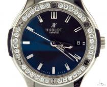 Hublot Diamond Classic Fusion Titanium 36mm 43087 Hublot ウブロ