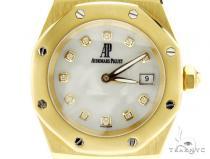 Audemars Piguet Royal Oak Lady 18K Gold 43089 Special Watches
