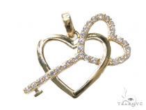 Heart Pendant 43068 Style