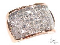 Invisible Diamond Ring 42992 Mens Diamond Rings