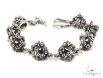 Sterling Silver Bracelet 43158 Sterling Silver Bracelets