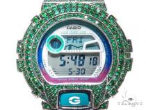 Casio G-Shock G-Lide Classic Watch GLX6900-7 with Silver Case 43184 G-Shock Watches