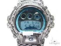 Silver Case Casio G-Shock Watch DW6900PL-7 43186 G-Shock