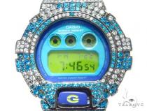 Silver Case Casio G-Shock Watch DW6900PL-7 43188 G-Shock Watches
