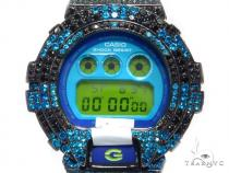 Silver Case Casio G-Shock Watch DW6900CS-7 43178 G-Shock Watches