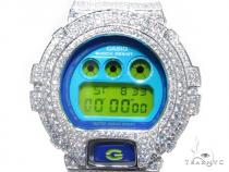 Silver Case Casio G-Shock Watch DW6900CS-7 43176 G-Shock Watches