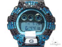 Silver Case Casio G-Shock Watch DW6900PL-7 43174 G-Shock Watches