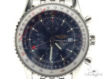 Breitling Navitimer World Chronograph Watch 43335 Breitling
