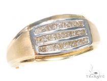 Invisible Diamond Ring 43610 Mens Diamond Rings
