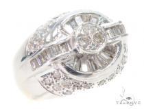 Prong Diamond Ring 43611 Mens Diamond Rings