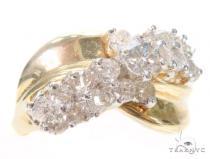Prong Diamond Ring 43628 Engagement