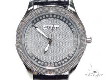 Prong Diamond JoJino Watch MJ-1039A 43821 JoJino
