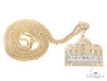 10k Yellow Gold Cuban Chain 44256 Gold