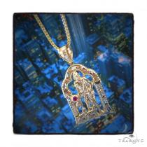 10k Yellow Gold Franco Chain 44182 Gold