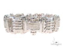 Invisible Diamond Bracelet 44054 Diamond