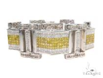 Invisible Diamond Bracelet 44369 44063 Diamond