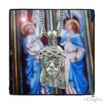 Prong Diamond Jesus Franco Chain 44385 Style