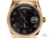 Rolex Day Date President Rose Gold 118205