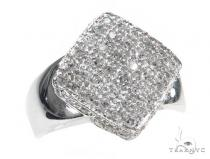 Prong Diamond Pinky Ring 44552 Style