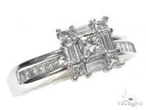 Prong Diamond Engagement Ring 44548 Engagement
