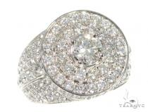 Chartres Prong Diamond Engagement Ring 44572 Engagement
