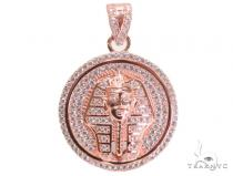 Pharaoh Silver Pendant 44660 Metal