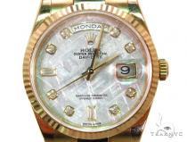 Rolex Day-Date Yellow Gold 118238 44686 ロレックス ダイヤモンド コレクション
