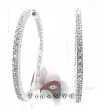 Junior Arctic Earrings レディース ダイヤモンドイヤリング