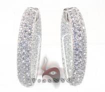 Grand Arctic Earrings レディース ダイヤモンドイヤリング