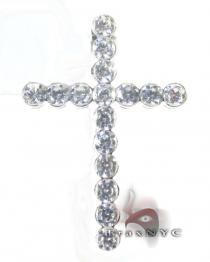 Frozen Bezel Cross ダイヤモンド クロス
