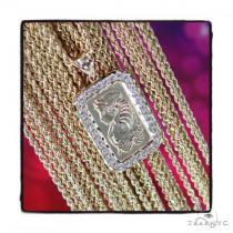 10k Gold Pamp Suisse Bar Chain Set 44823 Metal