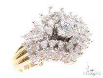 Prong Diamond Anniversary/Fashion Ring 44855 Anniversary/Fashion