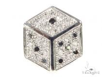 Prong Diamond Dice Single Earring 44975 Style
