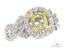 Prong Diamond Semi Mount Ring 44899 Engagement