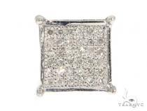 Prong Diamond Single Earring 45282 Style