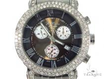 Pave Diamond Special Custom Joe Rodeo Watch 45285 Joe Rodeo