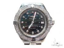 Breitling Superocean Diamond Watch 45315 ブライトリング Breitling